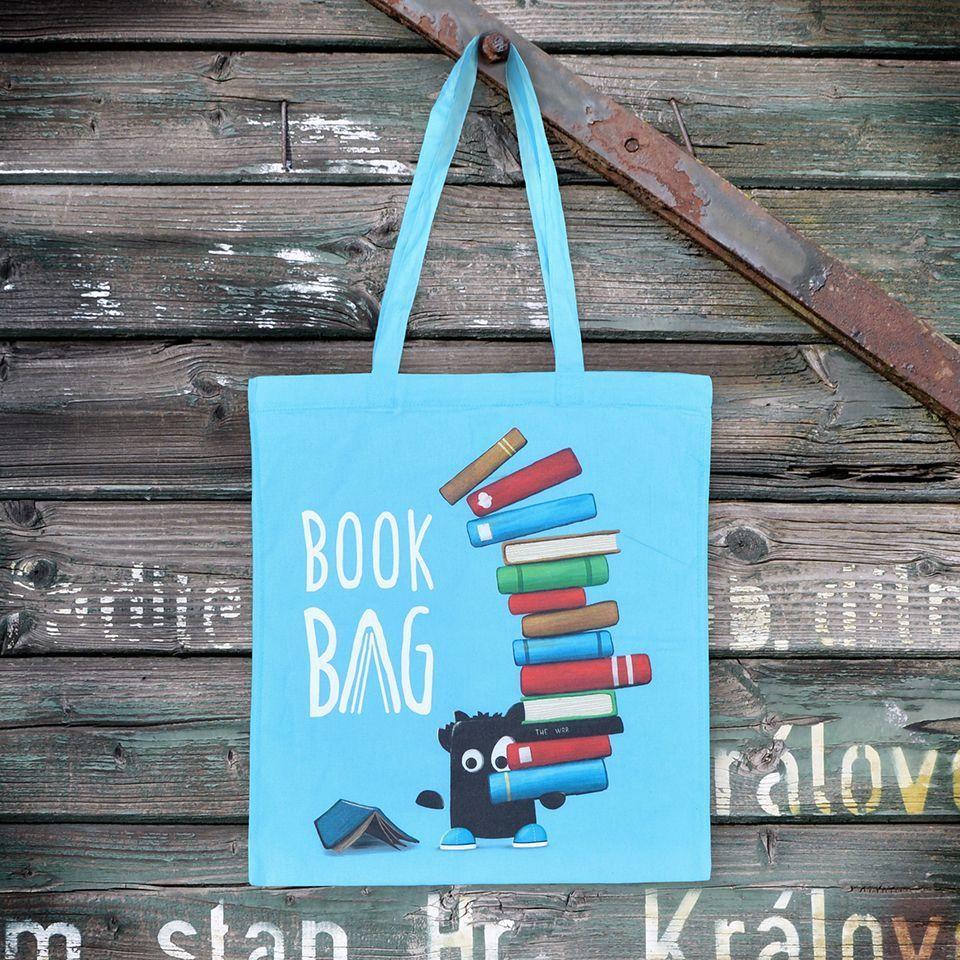 The Wrr bookbag